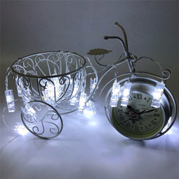 Decoration strings online shopping - New Design Merry Christmas Home Decoration m Leds Battery Clip Lamp Series Light String New Year Noel Natal Decoration
