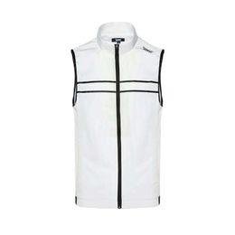 [WOTUFLY] осень PXG мужские Гольф куртки быстрая сухая одежда верхняя одежда без рукавов молния Гольф обучение пальто 3 цвета для мужчин одежда
