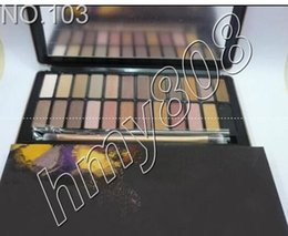 Factory Direct Free Shipping New Makeup Eyes Nude Number 4 Palette 24 Colors Eyeshadow Palette !