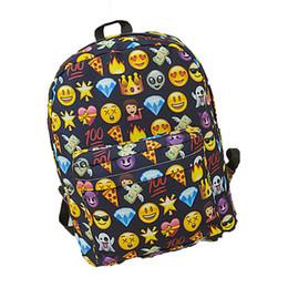 $enCountryForm.capitalKeyWord Canada - HB@Maison Fabre Women Teenage Girl Boy Zipper Emoji Backpack School Bags Fashion Shoulder Bag School Bag