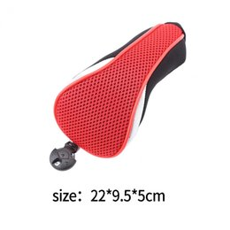 Golf clubs headcover covers online shopping - Mesh Golf Headcover Club Head Covers Hybrid UT Putter Headcovers