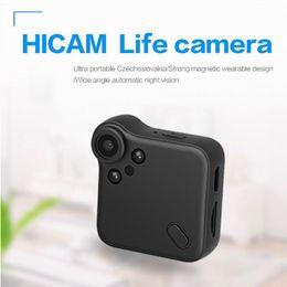 Wireless camera ip online shopping - High Quality C1s P2P Mini Camera Full HD P Infrared Night Version IP Cam Car DVRs Magnetic Clip Wireless Wifi Flexible Camera