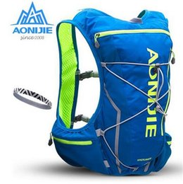NyloN water bladder online shopping - AONIJIE LOutdoor Running Vest Bag Hydration Pack Water Bag Bladder Hiking Climbing Marathon Cycling Backpack Men Women