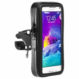 $enCountryForm.capitalKeyWord NZ - 360 rotating Bike Motor Waterproof Mobile Phone Bag Case Holder For Samsung Galaxy S8 S9 Note5 5-5.8 Inch smartphone Universal C18110801