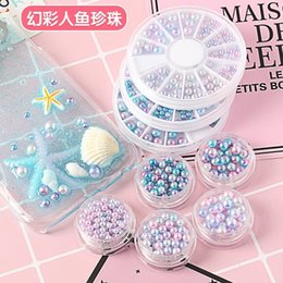 $enCountryForm.capitalKeyWord Canada - Pearl Drops Of Glue Seal In Nail Art Act The Role Ofing Is Tasted Suit Tool Mermaid Color Highlighting Diy Beads For Making Jewelry