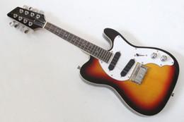Musoo Brand Mandocaster Electric Mandolin