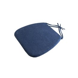 $enCountryForm.capitalKeyWord UK - 2PCS Memory Cotton Mat Memory Foam Rugs Dining Chair Table Non-slip Removable Washable Absorbent Carpet Seat Chair Cushion Tat