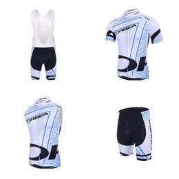 ORBEA Cycling Short Sleeves jersey (bib) shorts Sleeveless Vest sets  Mountain biker man ropa ciclismo 3D gel pad comfort wear A41718 8a8df3d54