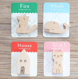 $enCountryForm.capitalKeyWord UK - Wood Photo Holder Stands Birthday Wedding Party Table Number Holders Cat Fox Whale House Place Card Paper Menu Clips