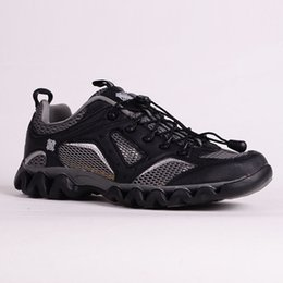 d5a8127eda897 Men Outdoor Sneakers Breathable Men s Hiking Shoes Man Sports Outdoor  Climbing Shoes Sandals Summer Trekking Water