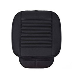 Wholesale Breathable Bamboo Charcoal Car Seat Cushion Seat Cover Full Surround Protect Pad