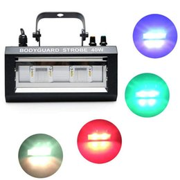 $enCountryForm.capitalKeyWord NZ - LED Effects Strobe Flash Light LED 40w Stage Party Lighting Sound Controlled Disco DJ Lights for Party Show Xmas Halloween