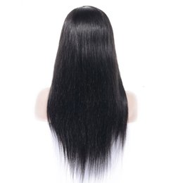 $enCountryForm.capitalKeyWord UK - Z&F Wholesale Straight Hair Natural Hairline Lace Front Wigs Burmese Hair Medium Size Lace Cap Lace Wigs