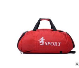 factory direct Hot Professional Large Sports Gym Bags Outdoor Waterproof  Backpack Men Women Packable Duffle Yoga Shoulder Bag Travel EH-038 350e9d71a
