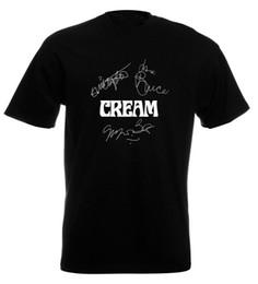 $enCountryForm.capitalKeyWord UK - Cream Autograph T Shirt Eric Clapton Jack Bruce Ginger Baker Wheels Of Fire Funny Clothing Casual Short Sleeve T shirts