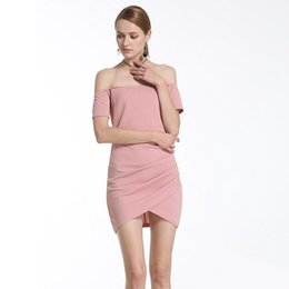 Pink Tight Party Dress