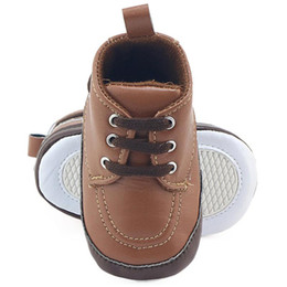 Infant wInter bootIes online shopping - 0 T Toddlers Winter Booties Infant Thicken Lace Up Casual Shoes Prewalkers Children Kids Bebe Sapatos Firstwalker Shoes