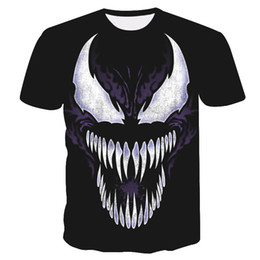 4054e78967b 2018 new Venom 3D Printed T-shirts Men Casual Shirt Short Sleeve Fitness T  Shirt Male Crossfit Tops Weight lifting Base Layer