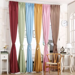 Discount Floral Curtains For Living Room 210x100cm Shading Floral Voile  Door Curtain Divider Window Room Curtain