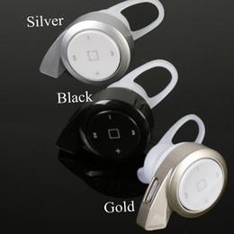 Mini a8 earphone online shopping - MINI A8 stereo bluetooth headset earphone headphone mini V4 wireless for iPhone Samsung tablet good quality