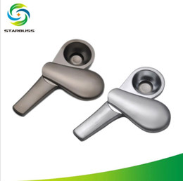 Star Stand direkte Versorgung High-End-Geschenk-Box, abnehmbare Eisenmagnet Metallrohr Suppenlöffel förmigen Rohr