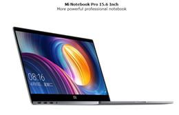 China Intel Laptop Canada - Original Xiaomi Mi Notebook Air Pro 15.6'' Intel Core i5-8250U CPU Nvidia GeForce MX150 8GB 256GB SSD Xiaomi Laptop Windows 10