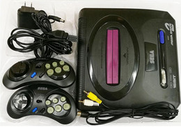 Genesis Games online shopping - High quality Sega Genesis MD compact in dual system game console catridge rom support original game card