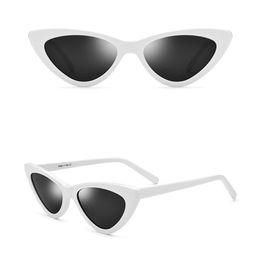 2018 New Retro Cat Eye Frame Sunglasses Women Female Uv400 Red Tan Lens Leopard Shades Sexy Ladies Sun Glasses Women's Glasses el Malus