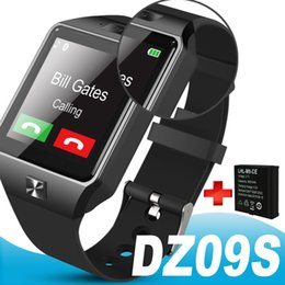 kids apple iwatch 2019 - DZ09S Smartwatch DZ09 upgraded Version Perfect PK DZ09 GT08 A1 for Apple iwatch android Samsung iphone smart watchs came