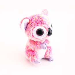 baby Beanie Boos Big Eyes Plush Toy Doll 10 - 15cm Pink Koalas Baby For  Kids Birthday Gifts 0d2e72242598