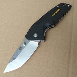 Sanrenmu Self Locking Knife Australia - SANRENMU SRM 7084LUC-PH 7084 EDC Pocket Knife Tool Folding Knife 12C27 Stainless Steel Blade Liner Lock