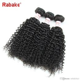 $enCountryForm.capitalKeyWord Australia - Rabake 8a Quality Brazilian Virgin Human Hair Bundles Deals Kinky Curly Human Hair Weave Extensions Sew in Wavy Dyeable Full Head Bundles