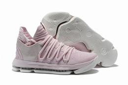3f6167f13541 High Quality Athletic KD 10 Aunt Pearl What The Doernbecher Basketball Shoes  BHM Kevin Durant Sneaker