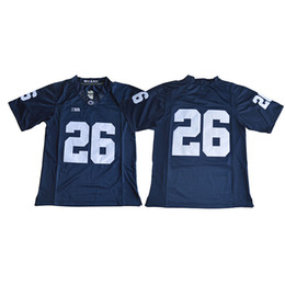 f59af50a4 Penn State Jerseys UK - Mens Penn State Nittany Lions Saquon Barkley  Stitched Name Number American College