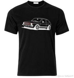 $enCountryForm.capitalKeyWord UK - VW GOLF 1 Gti MK1 VW-Fans GTI-Fans Fan T-Shirt Tuning