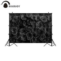 $enCountryForm.capitalKeyWord UK - wholesale background for photo studio black rose flower love backdrop photography photocall photo shoot prop photobooth
