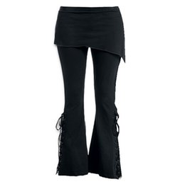 43d296b6a94 2018 NEW Hippie High Waist Wide Leg Long Flared Bell Bottom Jeans Plus Size  3 Styles