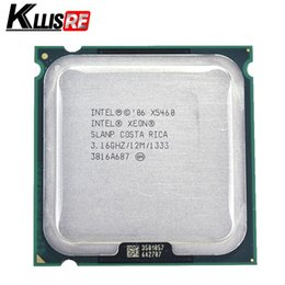Il processore Intel Xeon x5460 3.16GHz 12M 1333Mhz funziona sulla scheda madre LGA775 senza bisogno di adattatore in Offerta