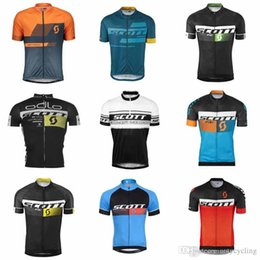 2018 Men SCOTT Cycling Jersey short sleeve Bicycle shirt road Bike clothes  Breathable outdoor Clothing Ropa Ciclismo Factory direct sale F08 4d3a6e27e