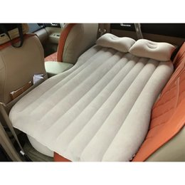Discount travelling car seat - XIAO2018 Top Selling Car Back Seat Cover Travel Mattress Air Inflatable Bed