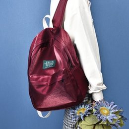 Schoolbag female Korean version of Harajuku backpack tide high school  students 2018 new Sen shoulder bag campus 48e0f6131236d