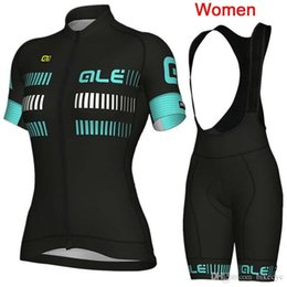 062acb4e224 ALE team Cycling Short Sleeves jersey (bib) shorts Sleeveless Vest sets  Best selling bike ropa ciclismo breathable mtb biker ladies F0901