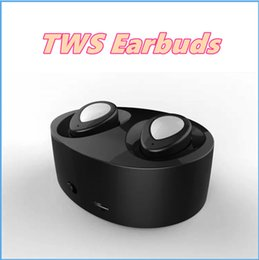 $enCountryForm.capitalKeyWord Canada - TWS Wireless Earbuds Mini Twins Bluetooth Sports Headphone Noise Cancelling Stereo Earphone With Mic For Samsung Apple iPhone 7 Plus MQ50