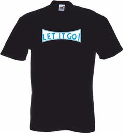 $enCountryForm.capitalKeyWord Canada - Let It Go ! T Shirt Sing A Long Cartoon Character Film Mens Womens Kids Movie Cool Casual Pride T Shirt Men Unisex New