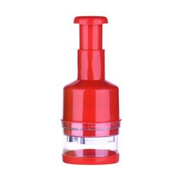 Press cutter online shopping - NEW Design Garlic Crusher Practical Vegetable Garlic Presses Onion Cutter Chopper Kitchen Tool Gadget Drop Shipping