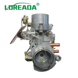 LOREADA CARB CARBY CARBURET CARBURET ASSY 279100 127910000 E14185 E-14185 pour PEUGEOT 404 504 moteur de camion de voiture d'alimentation en carburant