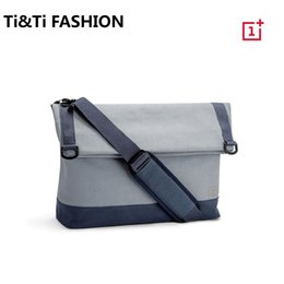office cross body bags 2019 - Wholesale- 2017 New Original Oneplus Business Travel Diagonal Shoulder Bag Package Applies The Stylish for 13 inch Offic