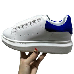 Black white oxford dress shoes online shopping - Designer Colorful Women Men Sneakers Shoes Comfort Casual Shoes Platform Red Bottom Mqueen Shoes Leather Lace Up Oxford Leather Dress Shoe
