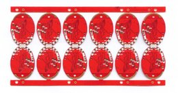 running watch mp3 NZ - Double Side Four Layers 10 Pcs PCB Sample Made Fast run service Delivery By DHL