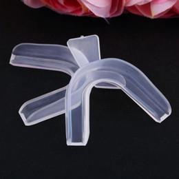горячий термопластичный лоток для рта, отбеливание зубов отварной щеткой и укусом лотка для рта-Hot Sell Loose
